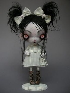 Julien Martinez doll- Munny Custom