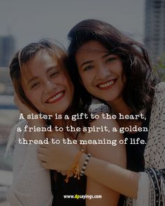 Do you want to share your love towards your sister? If yes, these are the i love you cute sister quotes and sayings will make her special and happy. Cute Sister Quotes, Sister Friend Quotes, Little Boy Quotes, Brother Birthday Quotes, Daughter Love Quotes, Brother Quotes, Nephew Quotes, Daughter Poems, Birthday Lines For Sister