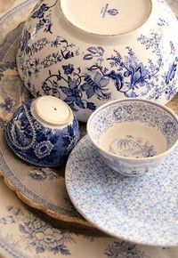Vaisselle - bowls and plates
