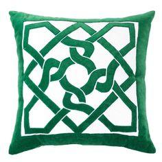 Alwar Link Pillow http://shopmack.com/products/alwar-link-pillow/ #MACK
