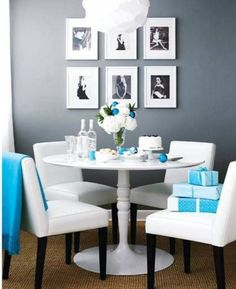 great ideas to decorating a small dining room