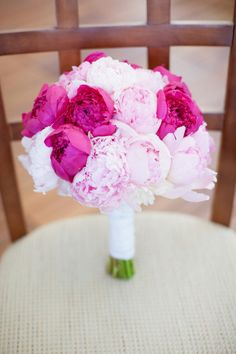 Bouquet rose #bouquet de #mariee #wedding #bouquet #bouquetdemariee #weddingbouquet