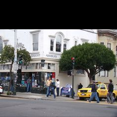 Haight and Ashbury