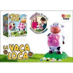 Juguete LA VACA LOCA Precio 33,81€ en IguMagazine #juguetesbaratos