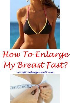 forced breast enlargement