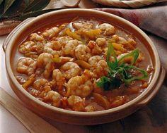 Gamberetti alla creola con salsa #Tabasco