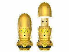 C-3PO - Designer Star Wars USB Flash Drive!