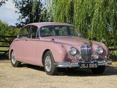 1962 Jaguar Mk.II 3.8 Manual/Overdrive - Silverstone Auctions