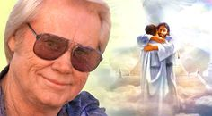 Country Music Lyrics - Quotes - Songs George jones - George Jones - How Beautiful Heaven Must Be - Youtube Music Videos https://countryrebel.com/blogs/videos/19104723-george-jones-how-beautiful-heaven-must-be