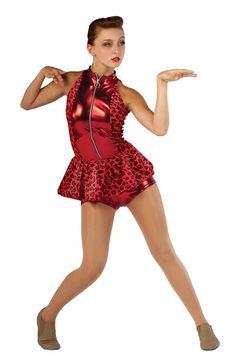 My jazz costume