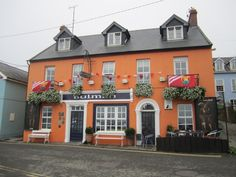 Bulman's Pub Kinsale Ireland. Loved stopping in here on our #TrivagoIreland trip.
