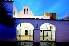 San Antonio church. Ibiza