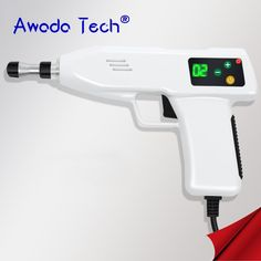 (219.12$)  Watch now  - AwadaTech Electric Activator Massager Cervical vertebrae treatment orthodontic device Chiropractic Instrument Correction Gun