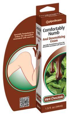 Chocolate sex tube