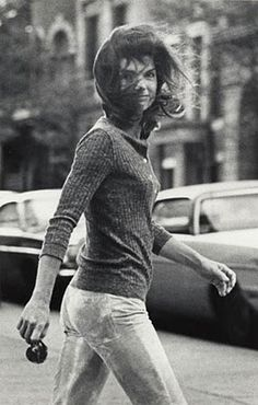 Jacqueline Kennedy - 1971 - Iconic photo by Ron Galella - Getty Images...my favorite picture of Jackie, absolutely.