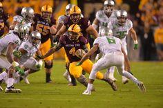 Photo Gallery: ASU vs. Oregon - Arizona State Sun Devils