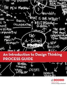 An Introduction to Design Thinking: Process Guide by Stanford's d.school. Excellent guide with lots of insight into the design process.