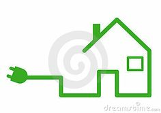 Casa enchufe