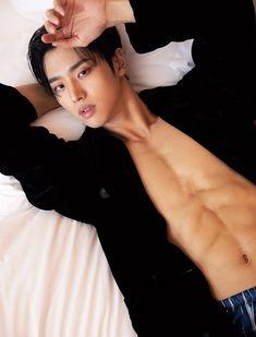 Korean Boys Hot, Asian Boys, Asian Men, K Pop, Wonho Abs, Pentagon Hongseok, Abs Boys, Jungkook Abs, Asian Actors