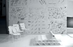 Kinematic movement development sketches.