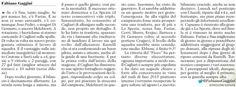 SCRIVOQUANDOVOGLIO: CAGLIARI,LE STELLE SONO TANTE (17/11/2015)