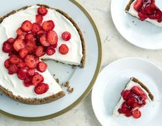 Cheesecake gelato