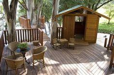 Eucalyptus Treehouse by Casa na Arvore in Brazil Photo