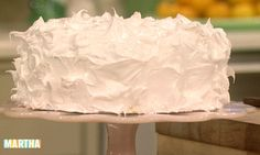 Video: How to Make the Easiest and Fastest Buttercream | Martha Stewart