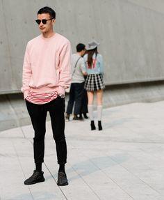 Street looks à la Fashion Week homme à Paris   Street Look, Paris ...
