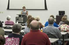 State Library of Ohio's Head, Circulation & Special Services Tracy Grimm details equipment updates.