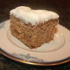 Zucchini Cake I Recipe - All Recipes & ZipList