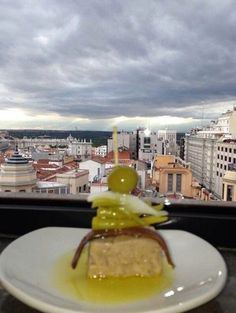 The Indurain of the Gourmet Experience from the heights of Callao