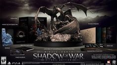 Middle-earth: Shadow of War hits this August, watch the trailer now - Polygonclockmenumore-arrow : DLC and two new story expansions already on sale