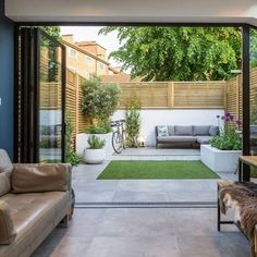 Small garden design ideas are not simple to find. The small garden design is unique from other garden designs. Space plays an essential role in small garden design ideas. The garden should not seem very populated but at the same… Continue Reading → Back Garden Design, Modern Garden Design, Small Back Garden Ideas, Small Garden Inspiration, Garden Design Ideas On A Budget, Modern Design, Modern Landscape Design, Design Inspiration, Backyard Patio Designs