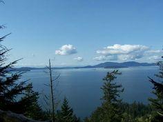 Fragrance Lake. Roundtrip: 5.5 Miles; Elevation Gain: 1000 Ft.
