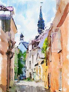 Tallinn. Estonia., via Flickr.