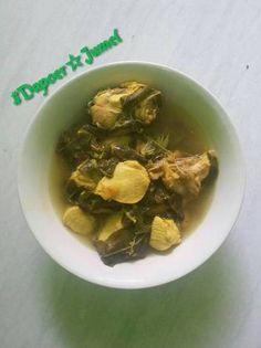 Resep Ayam Lempah Kuning Pucuk Kedondong Khas Bangka Oleh Dapoerjumel Resep Resep Masakan Indonesia Resep Ayam Resep