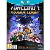 Minecraft Story Mode - Wii U