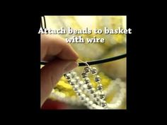 ▶ Make a Beaded Chandelier for $10 - YouTube