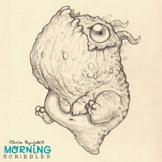 Morning Scribbles #182
