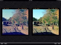 This App Lets You Strip Instagram Filters Off Pictures.  HANDY!