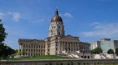 Kansas State Capitol, Topeka, KS