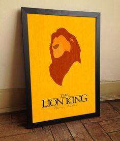 Quadro Rei Leão