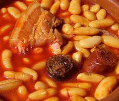 MASQUECOCINA: FABADA ASTURIANA#Comida española,#Spain Trademark
