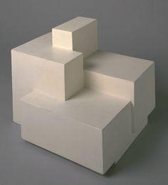 circa 1936 (sculpture) circa 1936 by Ben Nicholson OM 1894-1982