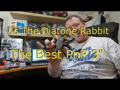 DIATONE GTR 349 - RABBIT - REVIEW - UNBOXING - FLIGHT FOOTAGE