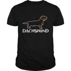 Crazy Wiener Dog Mom T-Shirts - Womens T-Shirt