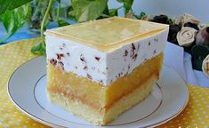 Ala piecze i gotuje Just Cakes, Homemade Cakes, Cake Art, Vanilla Cake, Sweet Recipes, Sweet Tooth, Cheesecake, Dessert Recipes, Food And Drink