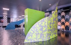 Dream, colour, create ... Formica and Corian showroom