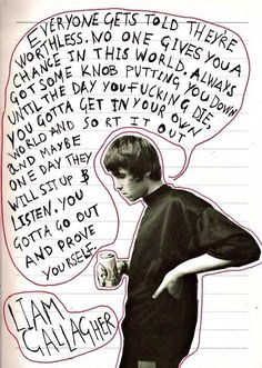 Liam Gallagher actually does say some pretty good stuff Oasis Lyrics, Oasis Music, Music Icon, My Music, Oasis Quotes, Oasis Band, Liam And Noel, Nostalgia, Noel Gallagher